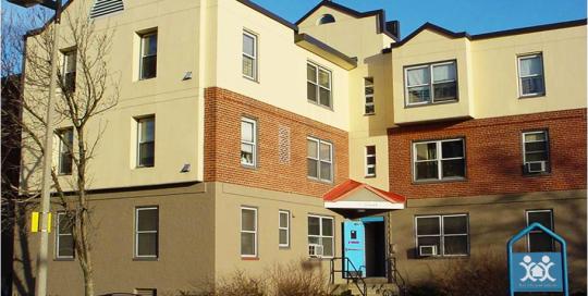 West Broadway Housing Development